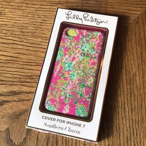 Lilly Pulitzer iPhone 7 Southern Charm Case